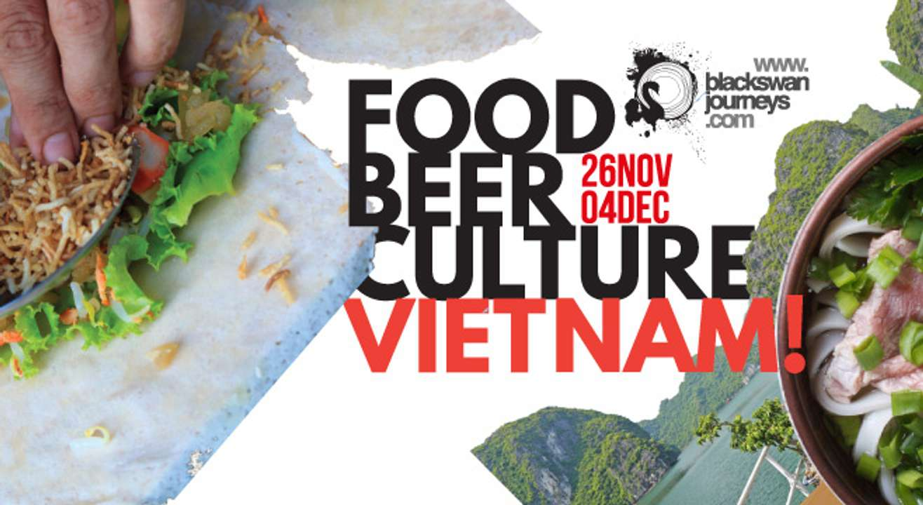 Eat your way through Vietnam - A Curated Culinary Trip