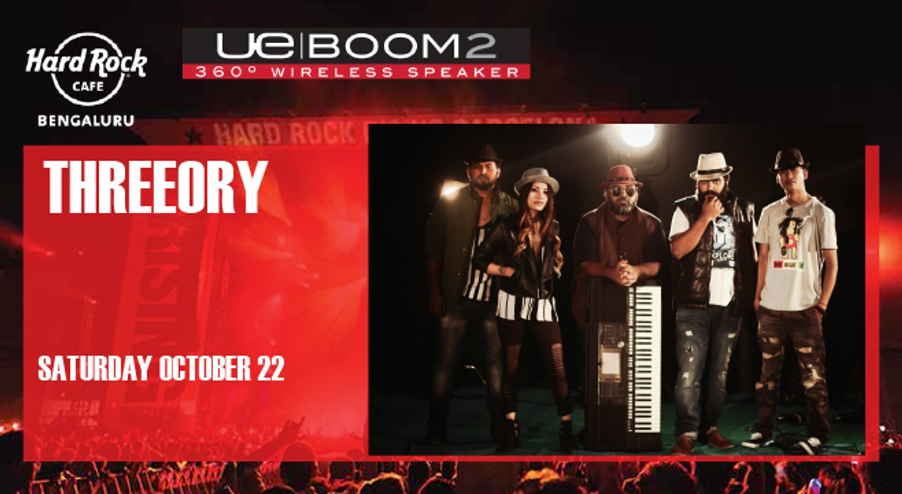 Ultimate Ears presents Threeory live!