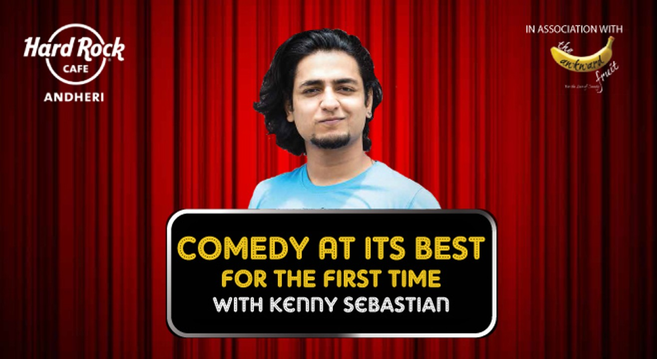 Comedy at its best feat. Kenny Sebastian