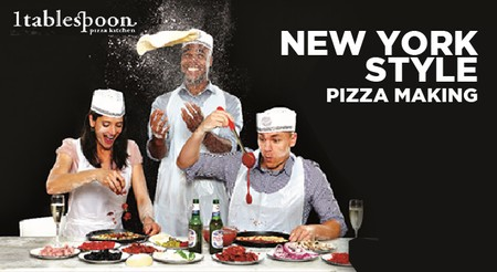 New York Style Pizza Making Class