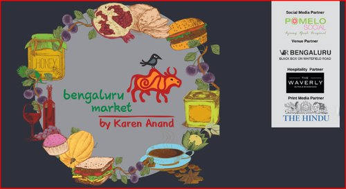 Image for The Bengaluru Market by Karen Anand (Round 3) 57dbb97a3a066345078e4261