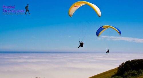 Image for Adventure Getaway : Paragliding in Kamshet 57f62982b9c5334207fbe5bf