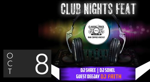 Image for Classic Club Nights 57f5e4766deb51950756886d