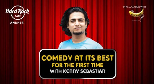 Image for Comedy at its best feat. Kenny Sebastian 57f4927dd7377842071d11c0