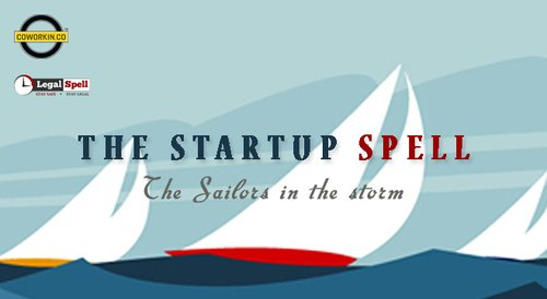 Image for The Startup Spell: The Sailors in the Storm 57f22365d7377842071c0600