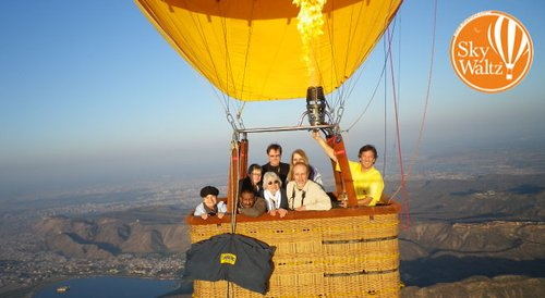 Image for Hot Air Balloon Safari in Lonavala 56f15efe19d8ce6d5e43208f