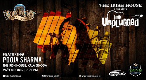 Image for The Irish House presents: Unplugged with Pooja Sharma 57f4e45ad7377842071d41ee