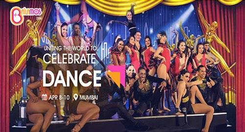 Image for Bailamos - Uniting the World to Celebrate Dance 568cf1c9c68123df1b7bd111