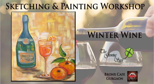 Image for Sketching & Painting Workshop 57ccf476e1db33520e204b56