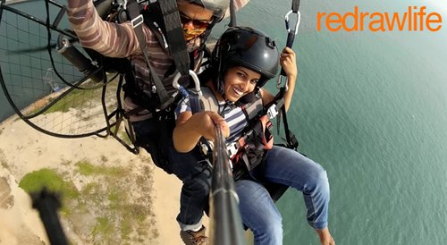 Image for Tandem Paramotoring - Soar Above The Serene Beaches Of Kochi 57ebb14f7a7aa57b1225f7a0