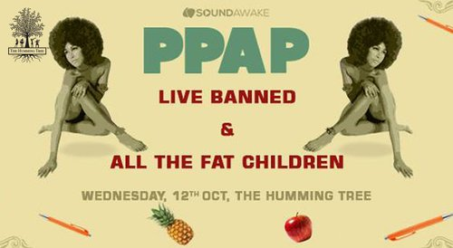 Image for PPAP ft Live Banned | All the Fat Children 57ee41d2f75ca0dc20327c19