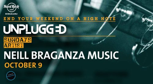 Image for Unplugged Sundays ft. Neill Braganza Music 57f5e5826deb519507568917