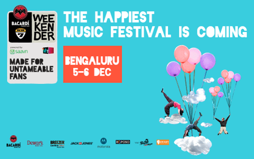 Image for Bacardi NH7 Weekender, Bangalore 5594e57e97ed4ba51d383459