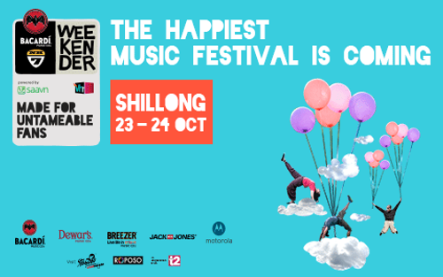 Image for Bacardi NH7 Weekender, Shillong 558aabb0f8ce47ac19e9b51f