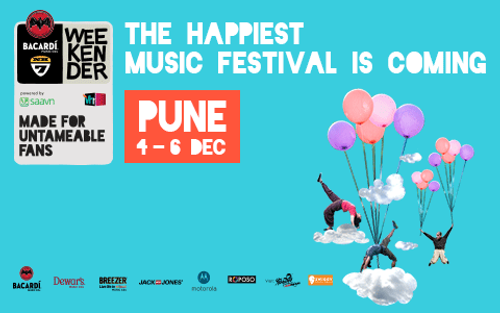 Image for Bacardi NH7 Weekender, Pune 5594e168d58394787448d077