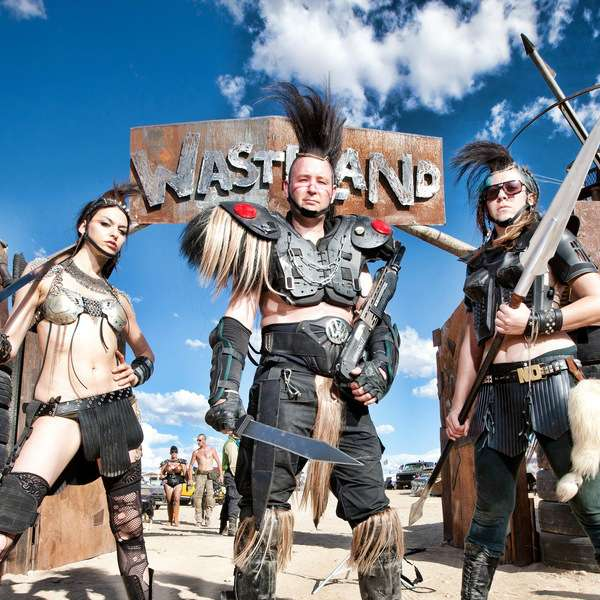 Wasteland 2016: Inside The Insane Mad Max-Inspired Festival