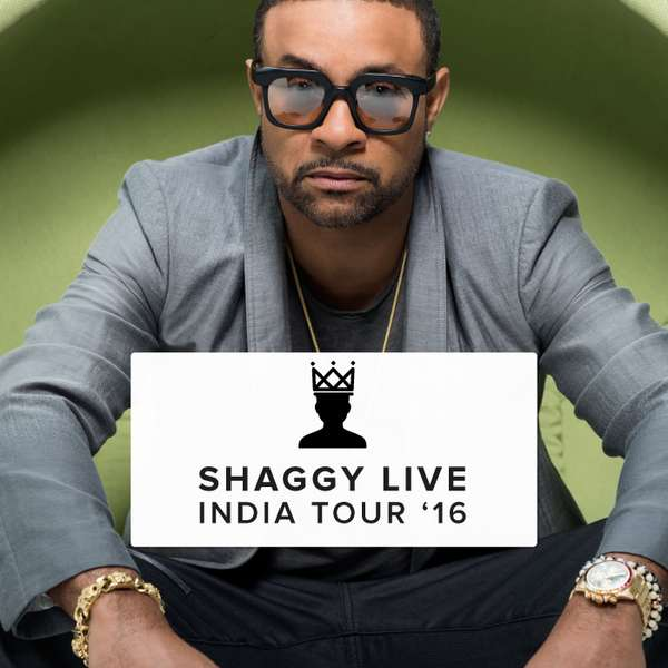 Shaggy live in concert