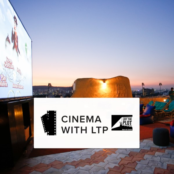 Lost The Plot presents Open Air Cinema