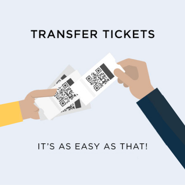 Introducing Transfer Tickets